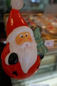 クリスマス置物2